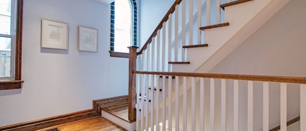 28 Squires Ave Toronto ON M4B-print-028-33-Staircase-4200x2800-300dpi
